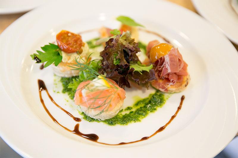 Restaurant La Pangée - Bistrot Drome - portfolio6