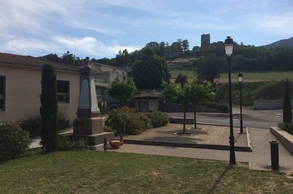 Restaurant-coeur du village-la Baume Cornillane- LA PANGEE