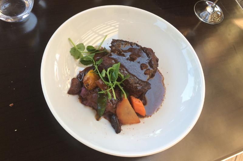 bistrot drome -restaurant assiette-La Pangée