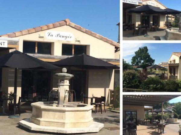 Nouvelle-terrasse-Cadre chaleureux -Restaurant La Pangée