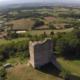 Restaurant La Pangée - Bistrot Drome - La tour et la vue