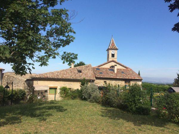 La Baume Cornillane-un beau village-medieval-Restaurant La Pangée